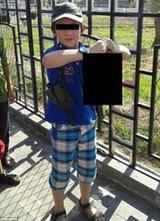 Khaled Sharrouf'S son 7