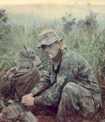 US Marine in Vietnam