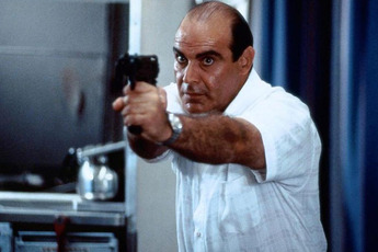 David Suchet in Executive Decision