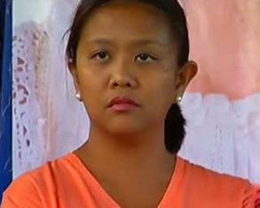 Filipina woman 1
