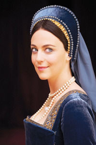 Miranda Raison as Ann Boleyn