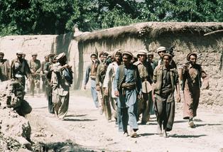 Mujahideen in-Afghanistan
