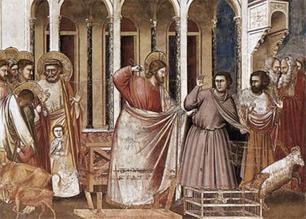 Jewish money changers & Jesus 111