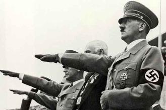 Hitler Salute 1