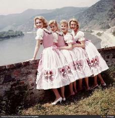 German women 1950s