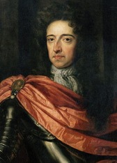 King William 3 of England