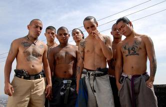 Hispanic gangs 4