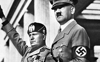 Hitler & Mussolini 03