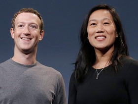 Mark Zuckerberg & Priscilla Cahn 001