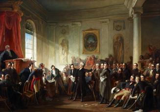 Andrew Jackson in court