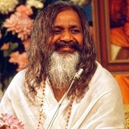 Maharishi Mahesh Yogi 3