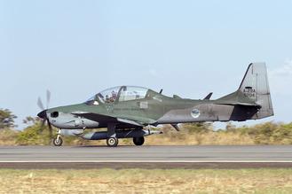 A-29 Super Tucano air craft