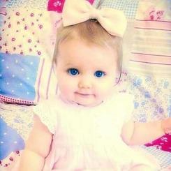 white baby 7