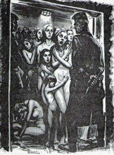 Holocaust David Olere 1