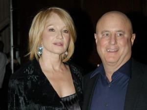 Ellen Birkin & Ronald Perelman 1
