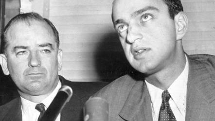 Roy Cohn & McCarthy 2
