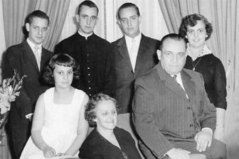 Pope Francis family