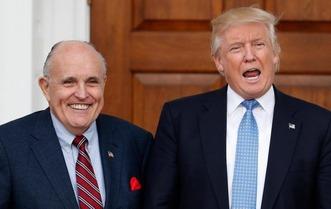 Trump & Rudy Giuliani 12