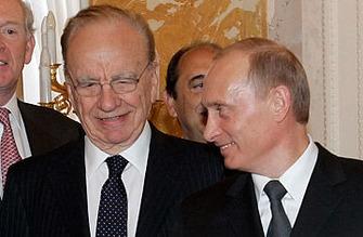 Rupert Murdoch & Putin 2