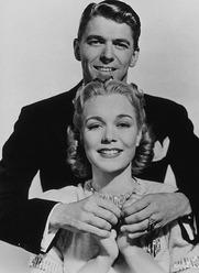 Ronald Reagan & Jane Wyman 3