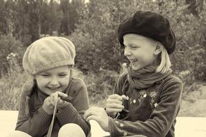 French children 3