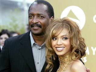 Beyonce & dad 2