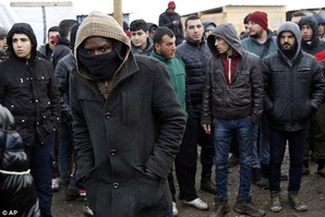 Refugees in Calais 2