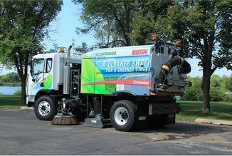 Street cleaner 2