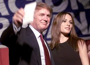 Trump & Melania 3
