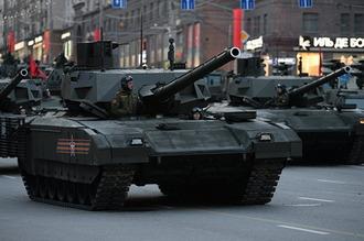 T-14 Armata battle tank 2