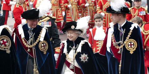 Order of the Garter 1