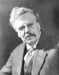 Gilbert Chesterton 1