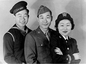Korean American Family of 1942