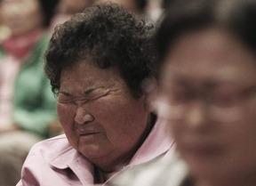 Korean in grief