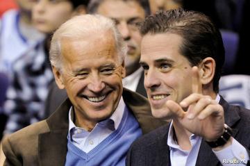 Joe Biden & Hunter Biden 3