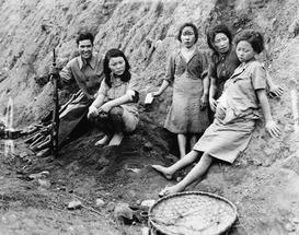 Koreans comfort women 2