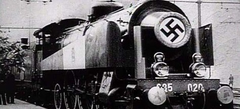Hitler train the Beast 04