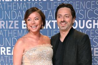 Sergey Brin & Nicole Shanahan 1