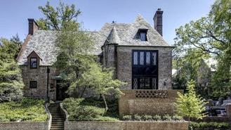 Obama DC mansion 1