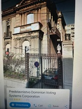 Dominion Voting Systems in Belgrade