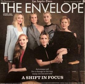 LA Times Magazine cover