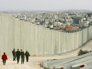 Israel wall 3