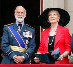 Princess Michael of Kent & Prince Michael 1