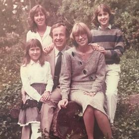 Susan & Esther & Stanley Wojcicki family