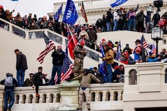 US Capitol Riots 3