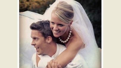 Amanda Blackburn Wedding