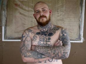 neo Nazi white supremacist 001