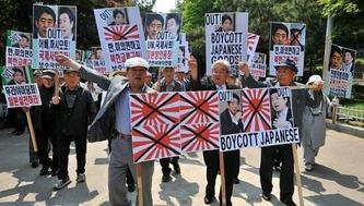 Korean protest 2