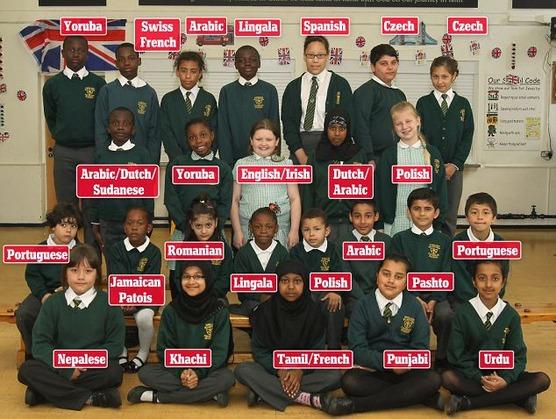 British kids 15