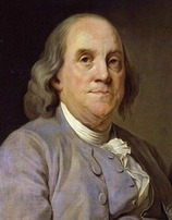Benjamin Franklin 1